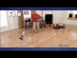 Bona Pro Series Hardwood Floor Refresher by Bona Hardwood Floor Cleaning Spray Mop Youtube
