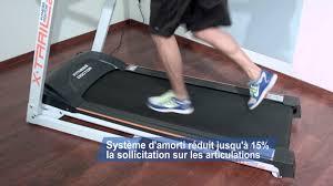 tapis de course fitness doctor x trail 2