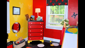 cartoon bedroom ben 10 and mickey mouse youtube