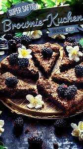 schokoladiger brownie kuchen