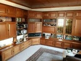 nussbaum eckschrank wohnzimmer ebay kleinanzeigen