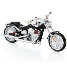 Amazon QX9213 2013 Harley Davidson CVO Breakout 16 2014 Hallmark Keepsake Ornament Home Kitchen
