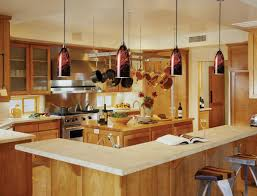 island lighting ideas modern kitchen pendant lights wall