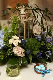 Wedding Centerpiece A Garden Theme Lantern An Abundance Of Spring Table Centerpieces Flowers And Even