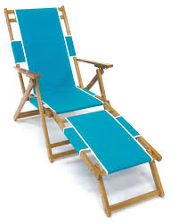 Camp Chair With Footrest by Frankford Oak Beach Chair With Detachable Legrest