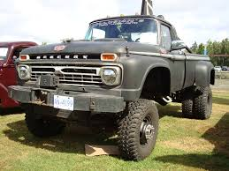 1965 Mercury 4X4 Custom Pickup Truck | Cougar Club