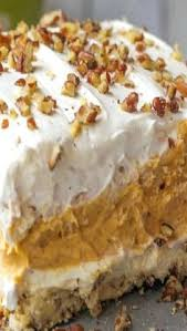 Easy Pumpkin Desserts by This Pumpkin Crunch Cake Is One Of The Best Fall Desserts With