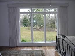 Patio Door Window Treatments Ideas by Patio Doors Patio Door With Transom For Arizona Window