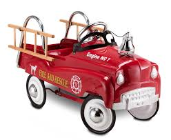 Fire Truck Pedal Car Classic Style Kids Outdoor Toy Firetruck Engine ... Fire Truck Electric Toy Car Yellow Kids Ride On Cars In 22 On Trucks For Your Little Hero Notes Traditional Wooden Fire Engine Ride Truck Children And Toddlers Eurotrike Tandem Trike Sales Schylling Metal Speedster Rideon Welcome To Characteronlinecouk Fireman Sam Toys Vehicle Pedal Classic Style Outdoor Firetruck Engine Steel St Albans Hertfordshire Gumtree Thomas Playtime Driving Power Wheel Truck Toys With Dodge Ram 3500 Detachable Water Gun