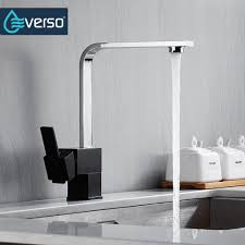 Black Kitchen Sink Faucet by Black Kitchen Faucet Modern Standard Kitchen Faucet With Side