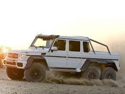 Mercedes-Benz G 63 AMG 6×6 Launched In Dubai   Drive Arabia Watch This Valet Kick A 7000 Mercedes Gwagen 6x6 Out Of Monaco The 2018 Hennessey Ford Raptor At Sema Overthetop Badassery Benz Truck 6 Wheels Best Image Kusaboshicom Gclass Luxury Offroad Suv Mercedesbenz Usa Stanced 6wheel Chevy Silverado Rides On Forgiato Dually With G63 Amg 66 Top Gear Review Karagetv Wikipedia Xclass By Carlex Design Is Maybach Pickup Trucks Velociraptor Vs Youtube Scs Softwares Blog Get Behind The Wheel Of New Goliath Brings Meaning To Chevys Trail