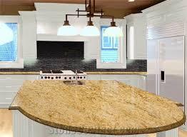 kashmir gold granite countertops yellow granite kitchen bar tops