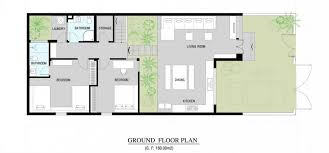104 Contemporary House Design Plans Modern Home Floor Plan 30222