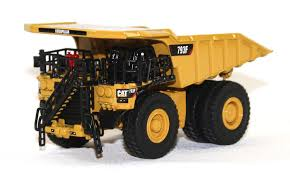 Www.scalemodels.de | CAT Dump Truck 793F