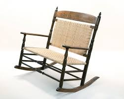 100 Woven Cane Rocking Chairs The Brumby Chair Company Courting Chair