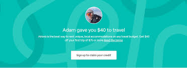 I'll Give You $40 To Use Airbnb | AOWANDERS Ill Give You 40 To Use Airbnb Aowanders Superhost Voucher Community Get A Coupon Code 25 Coupon How Make 5000 Usd In Travel Credits New 37 Off 73 Code First Booking Get 35 Airbnb For Your Time User Deals Bay Area 74 85 Travel Credit Bartla 5 Reasons Why You Should Try And 2015 Free Credit