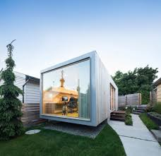 100 10 Wide Shipping Container An Architects Backyard Office Inside A Reclaimed