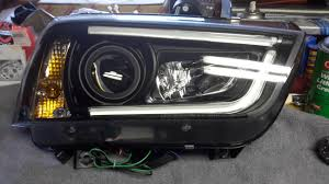 spyder led headls dodge charger forums