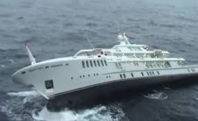 nadine yacht sinking plane crash the sinking of superyacht yogi