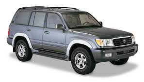 Toyota Land Cruiser Bushwacker