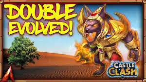 Castle Clash Pumpkin Duke Best Traits by New Hero Anubis Double Evolved Gameplay Castle Clash Update Today