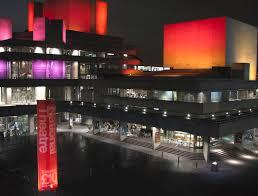 AD Classics Royal National Theatre Denys Lasdun