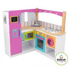 cuisine bois kidkraft avis cuisine de luxe aux couleurs vives kidkraft jouets d