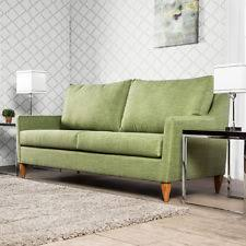 Danish Modern Sofa Ebay by Furniture Of America Idalia Modern Mid Century Turquoise Blue Sofa