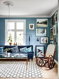 captivating blue living room rug navy chair glass pendant l