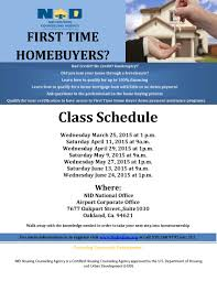 First Time Home Buyer Course Keep Your Home California