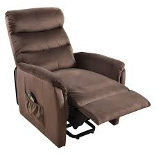 Mega Motion Lift Chair Manual by Costway Electric Lift Chair Recliner Reclining Chair Remote Living