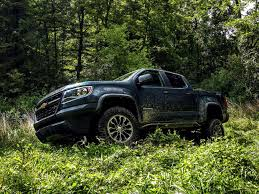 100 Truck Tracks 2017 Chevy Colorado ZR2 Review Impulsive Pickup 95