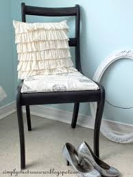 French Script Chair Canada by Simply Chic Treasures Furniture Gallery