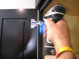 Armoire Cabinet Door Hinges by How To Install And Level Cabinet Doors How Tos Diy