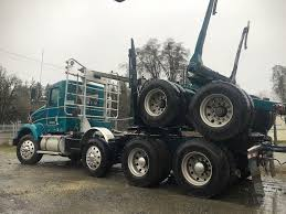 100 Used Logging Trucks For Sale 1996 Kenworth T800 Truck Rickreall OR CC Heavy