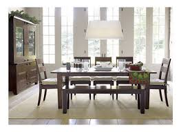 big sur natural 65 dining table in dining tables crate and
