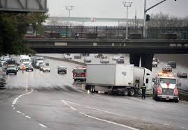 Jackknifed Big Rig In Downtown Sacramento Backs Up Traffic   The ... Breaking Truck Jackknifes On I65 Along Government Blvd Overpass M5 Closed As Jackknifed Lorry Blocks All Lanes Birmingham Live Trucker Rudi 121815 Semi Truck In The Rocky Mountains Sthbound I75 North Toledo The Blade Hazmat Responds To Ctortrailer Franklin Jack Knifed Tractor Trailer Closes Highway 11 South Btodayca Breaking News Lane After N4 Lowvelder Semi Carrying 42k Pounds Of Powdered Milk Dan Ryan Accidents What Happens If They Jackknife Peter Davis Law Logging Fatal 97 Crash Maple Ridge News