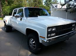 1991 91 Chevrolet Chevy Crew Cab Dually K30 V30 3500 1 One Ton 4x4 ... 1991 Chevy Silverado Automatic New Transmission New Air Cditioning Chevrolet S10 Pickup T156 Indy 2017 Truck Dstone7y Flickr With Ls2 Engine Youtube K1500 Fix Steve K Lmc Life Timmy The Truck Safety Stance Gmc Sierra 881992 Instrument Front Winch Bumper Fits Chevygmc K5 Blazer Trucks 731991 Burnout
