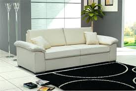 canap convertible cuir 3 places canape lit cuir noir canapa sofa divan canapac convertible 3 places