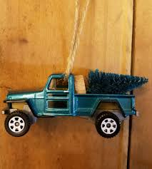 100 Jeep Willys Truck Decorative Ornament Etsy