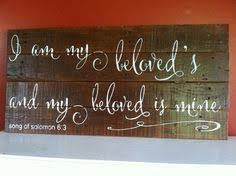 And I Thought I Loved by And I Thought I Loved You Then Sign Handcrafted Sign Anniversary