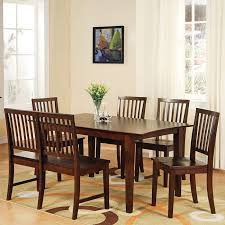 Branson Dining Room Set Espresso