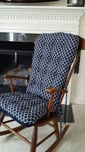 Light Grey Rocking Chair Cushions by Best 25 Rocking Chair Redo Ideas On Pinterest Rocking Chair