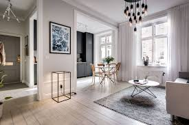 100 Small One Bedroom Apartments LuxuriousContemporaryApartmentSweden_2