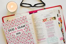 The Paper Glam Bible Study 2018