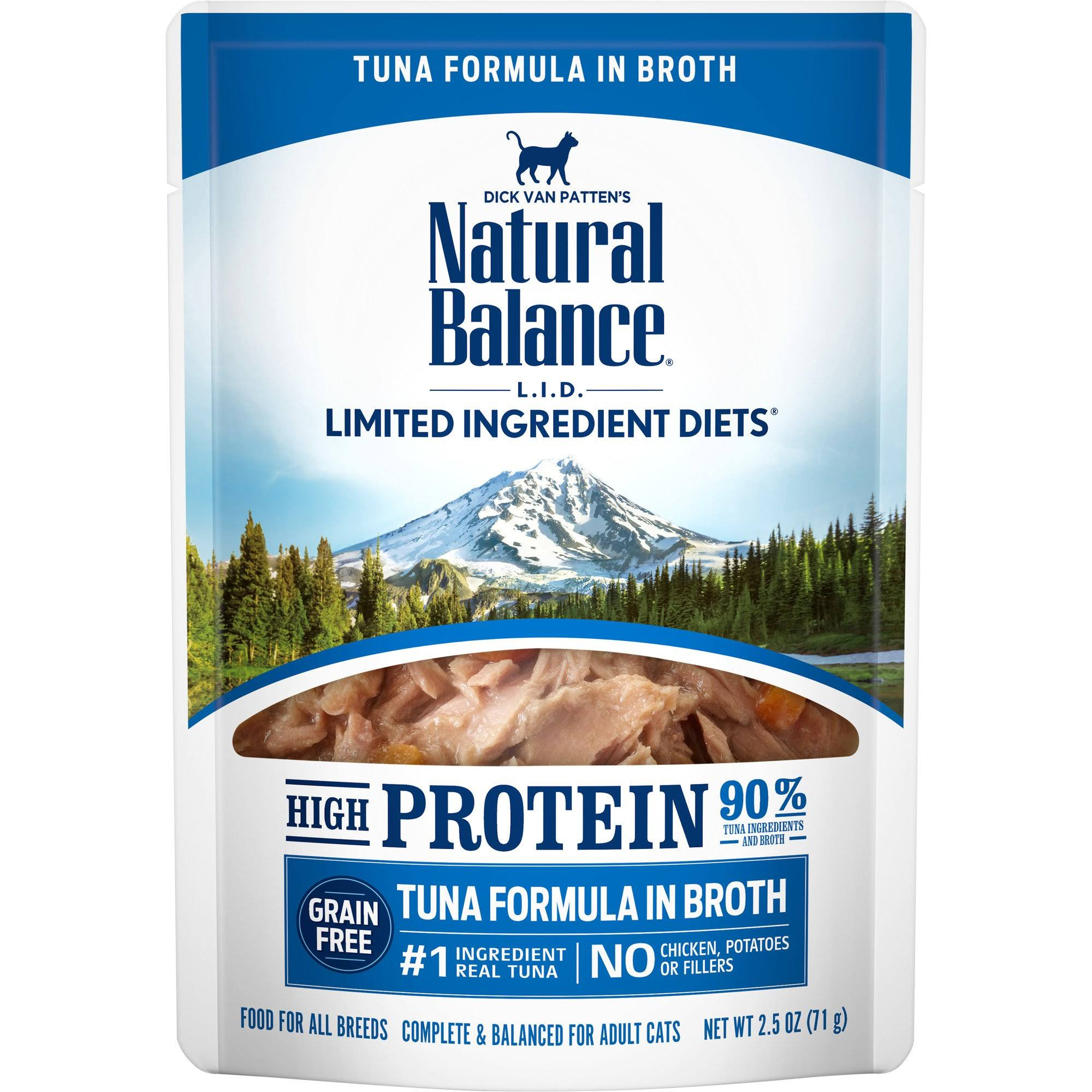 Natural Balance Limited Ingredient Diets Wet Cat Food