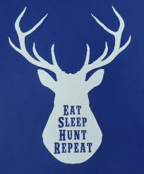 Eat Sleep Hunt Repeat Vinyl Decal Choice Of Size Color Car Decal Car ... Buck Deer Hunting Decal Car Decals And Stickers Vinyl Large X13 Bone Collector Design 420 Bowhunting Gun Hearts Love Window Sticker Trade Me Free Silhouette Download Clip Art On Best Ever Bowhuntingcom Colored Duck Save Browning Head Png Images Of Spacehero Lovely Gun Bow Truck Style Doe Decalsticker Choose Color Buy 2 Tancredy Newest Christmas Deer Stickers Decor Wall Window Car Body