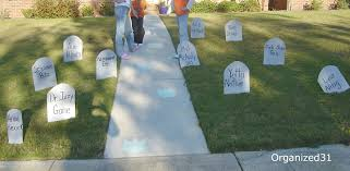 Halloween Tombstone Names by Clever Tombstone Sayings For Halloween Most Popular Project On