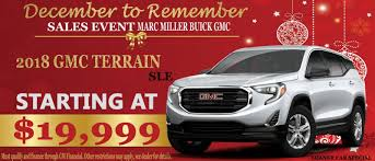 Claremore & Broken Arrow GMC & Buick Customers, Visit Tulsa's Marc ...