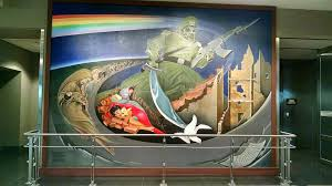Denver International Airport Murals New World Order by The World U0027s Best Photos Of Freemasons And Illuminati Flickr Hive